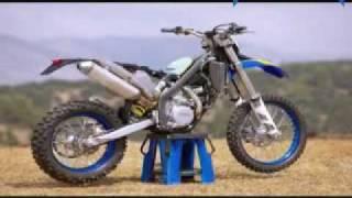 Download 2009 Husaberg FE 450/570 Press Launch Video