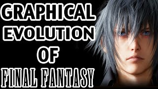Download Final Fantasy Graphical Evolution of Video Games (1987- 2016) Video