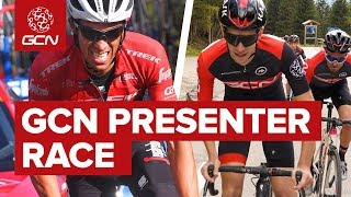 Download Can We Climb Like Contador? | GCN Presenter Race Video