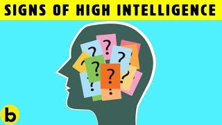 Download 10 Signs That You Are Highly Intelligent Video
