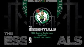 Download NBA Essentials: Boston Celtics vs Hawks 1988 Video