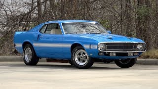 Download 136190 / 1969 Shelby GT350 Video