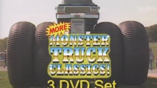 Download MONSTER TRUCK CLASSICS BEST CRASHES Battle, Return and War of the Monster Trucks Video