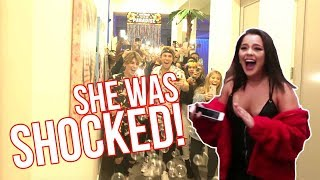 Download I THREW TESSA BROOKS A SURPRISE PARTY! Video