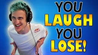 Download TRY NOT TO LAUGH CHALLENGE (FORTNITE EDITION) *IMPOSSIBLE* | Fortnite Highlights & Funny Moments # Video