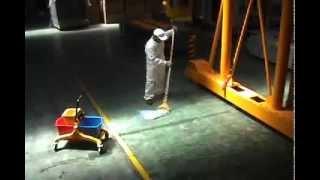 Download Sistema de Mopeado - Señalizacion - Carro de Limpieza Video