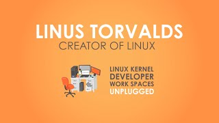 Download Linus Torvalds Guided Tour of His Home Office Video