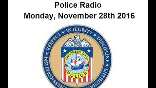 Download (Police Radio) Mass Stabbing at Columbus Campus, Ohio - November 28, 2016 Video