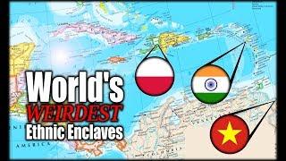 Download The World's Strangest Ethnic Enclaves Video