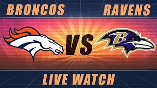 Download Broncos vs Ravens: Live Watch Video