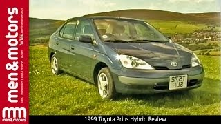 Download 1999 Toyota Prius Hybrid Review Video