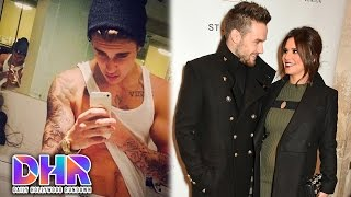 Download Justin Bieber Calls Instagram The DEVIL - Liam Payne Is Going To Be A Dad (DHR) Video