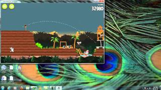 Download Angry Bird Rio Running on Pc with Serial key and Download link.mp4 Video