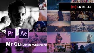 Download Masterclass Mister Gü (Günther Gheeraert) réalisateur, photographe, motion designer   Adobe France Video
