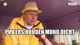 Download PVV-kiezers houden mond dicht Video
