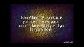 Download Allaha dair güzel sözler, ibretlik sözler, özlü sözler Video