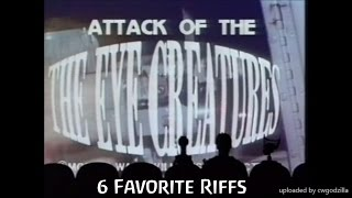 Download MST3K: 6 Favorite Riffs of Episode 418 - Attack of the The Eye Creatures Video