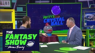 Download Week 2 RB over/under point projections | The Fantasy Show with Matthew Berry | ESPN Video