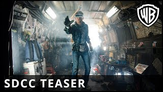 Download PLAYER ONE- Materiał #1 Comic con 2017 Video