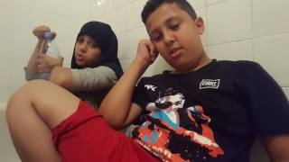 Download Try Not To Laugh Challenge with Adam and Reema Saleh Video