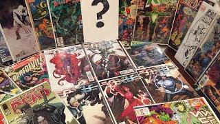 Download Comic Haul #20 HUGE $1 Bin Find! Pre/Post Longshanks Surgey Local Haul Video