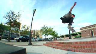 Download Walker Ryan Raw NYC | TransWorld SKATEboarding Video
