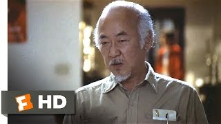 Download The Karate Kid Part III - Miyagi Makes a Stand Scene (8/10) | Movieclips Video