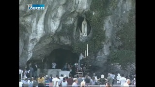 Download Diffusion en direct de la Grotte de Lourdes Video
