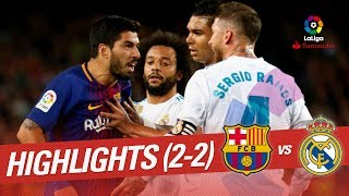 Download ElClásico - Resumen de FC Barcelona vs Real Madrid (2-2) Video