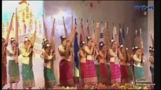 Download Lao Khaen Music Performence ການສະແດງເປົ່າແຄນລວມໝູ່ Video