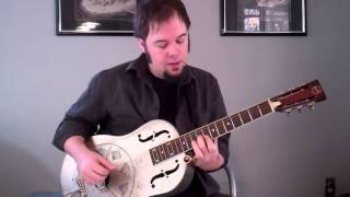 Download Open G Tuning - V Chord Licks Video