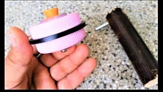 Download Make a Beyblade of pressure seals for bottle Video