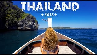 Download GoPro HERO 4 | AMAZING THAILAND TRIP | Travel | 2016 Video