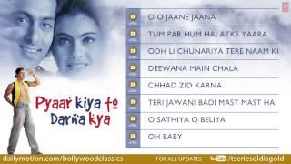 Download Pyaar Kiya To Darna Kya Full Songs   Salman Khan, Kajol   Jukebox Video