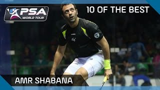 Download Squash: Amr Shabana - 10 Of The Best Video