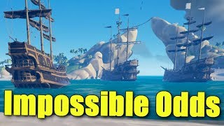 Download Sea of Thieves - Taking on Three Galleons! Video