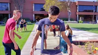Download BEST MAGIC Lego illusions by Zach King 2018, NEW Magic Tricks Incredible & ZACH KING Ever Video