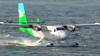 Download Twin Otter Seaplane Landing Video