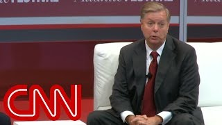 Download Sen. Graham to booing crowd: Boo yourself Video
