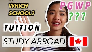 Download FAQs (Tuition Fees, Canada's Education, PGWP, Work Sched...) | Canada International Students Video