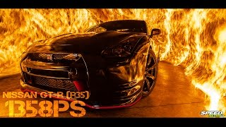Download Nissan GT-R (R35) 1358Ps Video