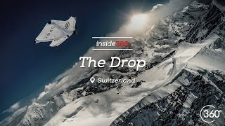 Download The Drop - A Cinematic VR Wingsuit Experience Video