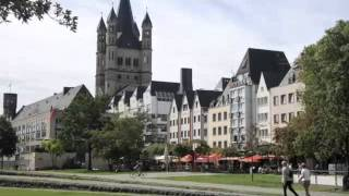 Download Cologne, Koln, Keulen, Germany Pictures of sights and landmarks Video