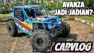 Download AVANZA DISULAP JADI MOBIL OFFROAD TUBULAR? | DIRT CARVLOG #55 Video