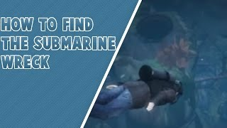 Download How to Find the Submarine Underwater Wreck in GTA V Video