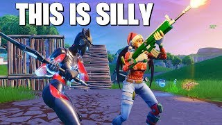 Download Highest Kill Game in Season 7 - The Infinity Sword is INSANE (Fortnite Battle Royale) Video