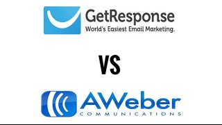 Download Getresponse vs Aweber Comparison Of Email Marketing Services Video