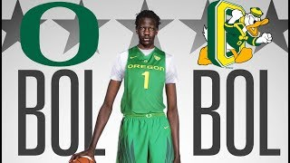 Download The REAL REASON Bol Bol committed to Oregon!!! Story about his father Manute Bol! Video