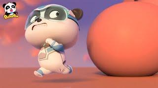 Download Run!Super Panda Kiki | Super Panda Rescue Team 4 | BabyBus Cartoon for Kids Video