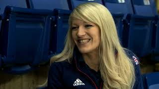 Download Ice queen Elise Christie hopes for gold at next Winter Olympics Video